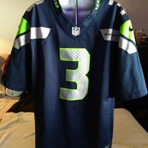'Seattle Seahawks' Men's Nike Jersey - XL